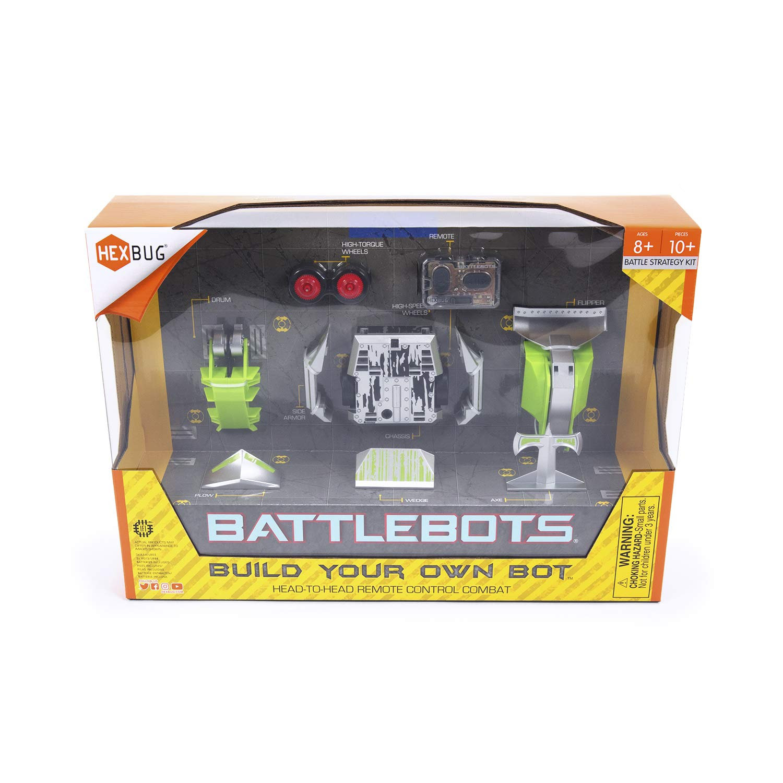 HEXBUG BattleBots Build Your Own Bot - Random Color by HEXBUG (Image #6)