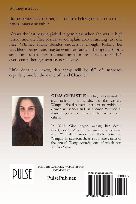 Boot Camp: Gina Christie: 9781539348405: Amazon com: Books