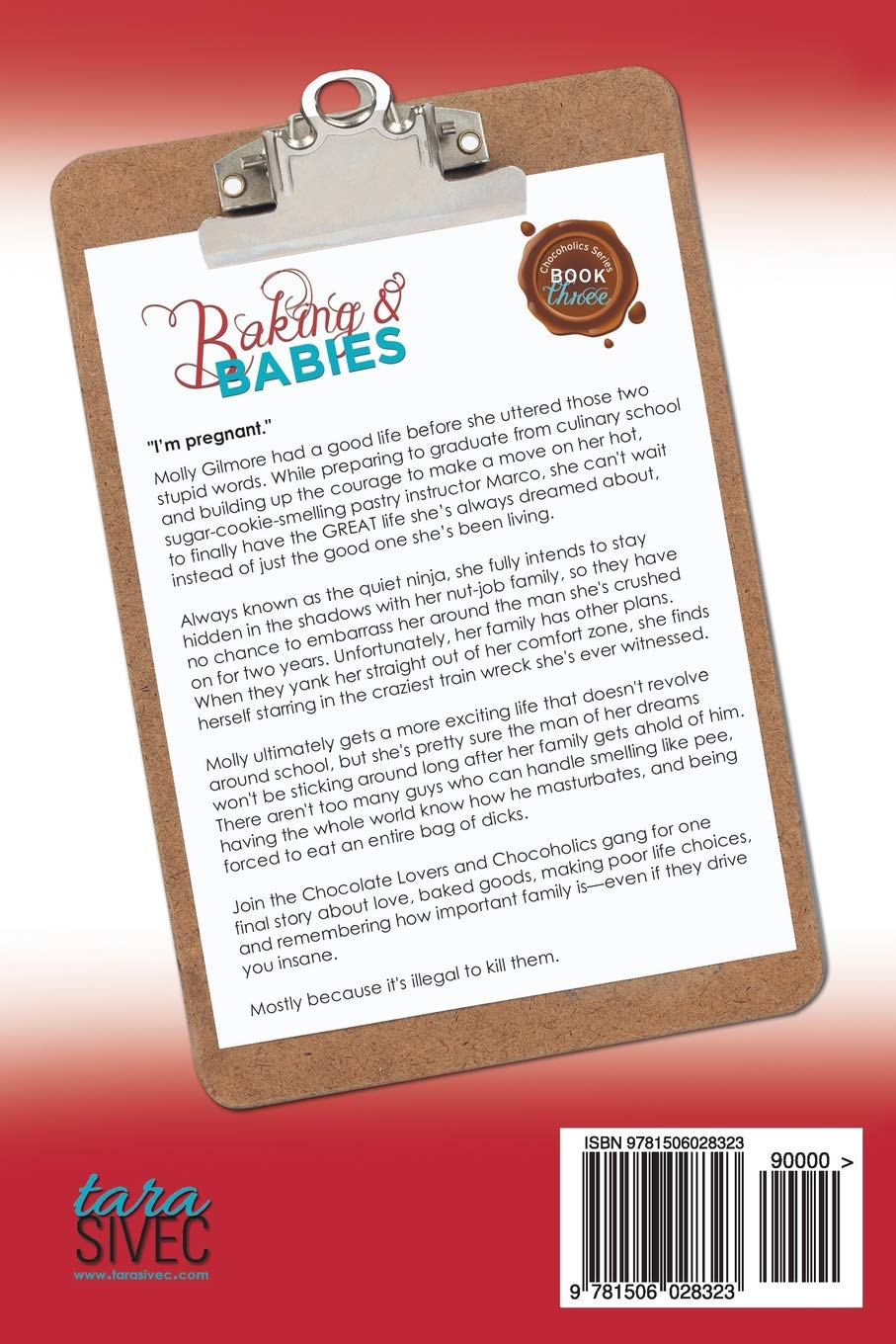 Baking and Babies (Chocoholics #3): Volume 3: Amazon.es ...
