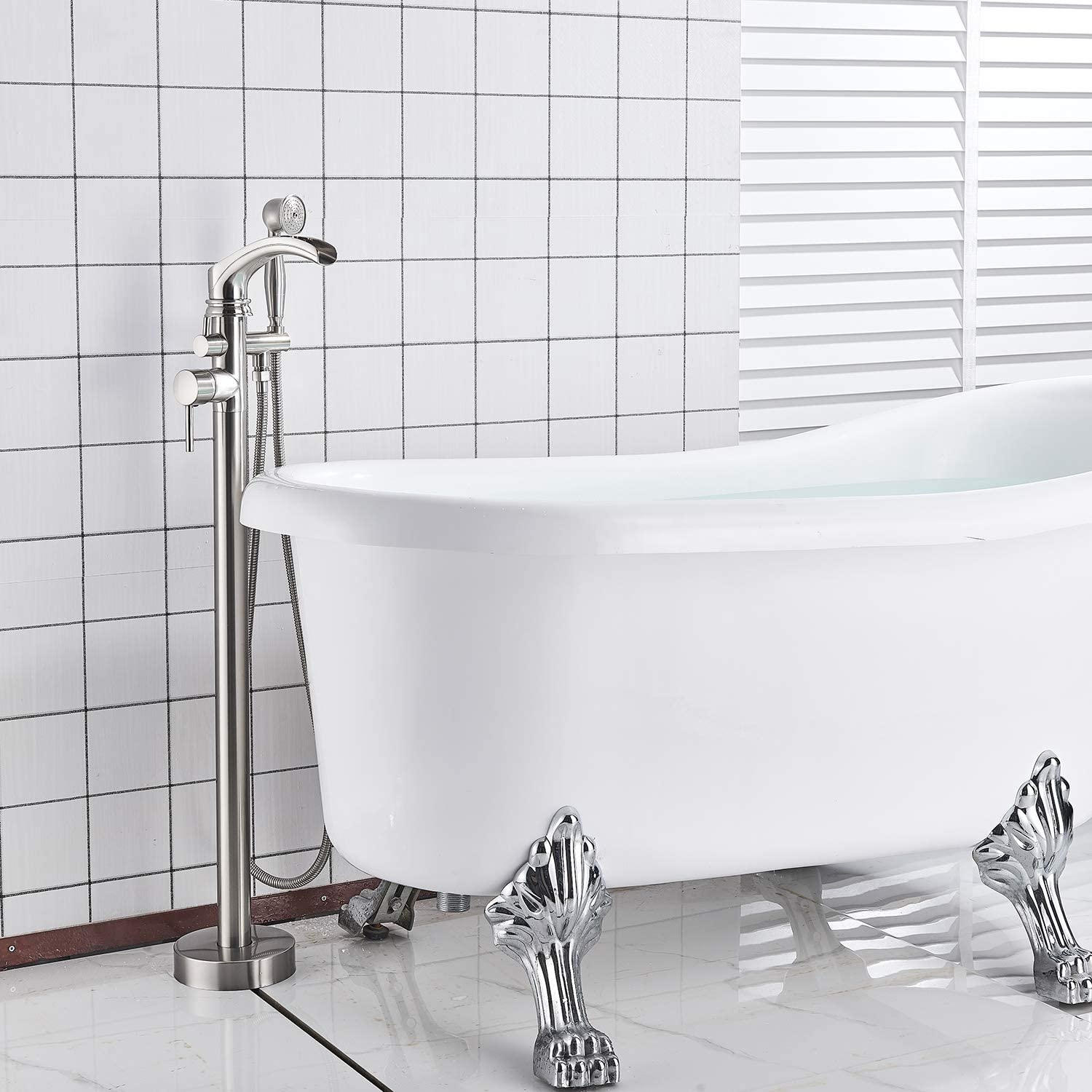 Freestanding Tub Filler Reviews