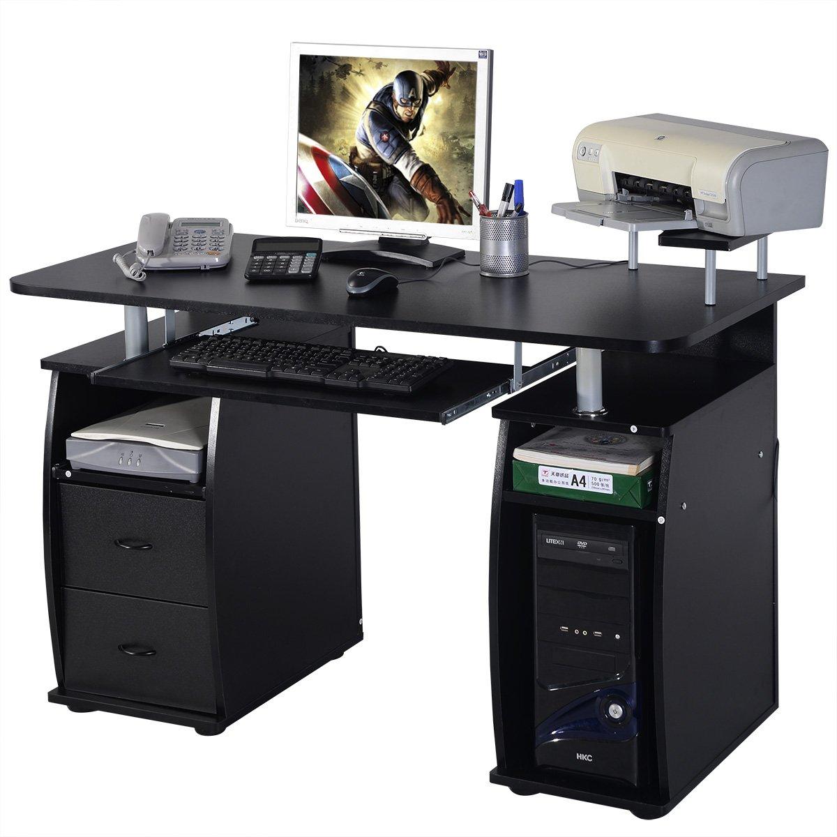 Amazon.de: computertische   schreibtische & workstations: küche ...