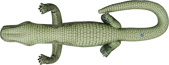 Amazon.com: Jet Creations Gator inflable 49 pulgadas de ...