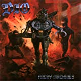 Angry Machines (Lenticular Cover) [LTD]