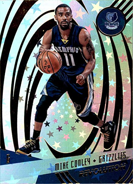 2016-17 Panini Revolution Astro #18 Mike Conley - NM-MT