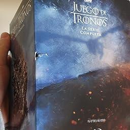 Juego De Tronos Temporada 1-8 Blu-Ray Colección Completa Blu-ray ...