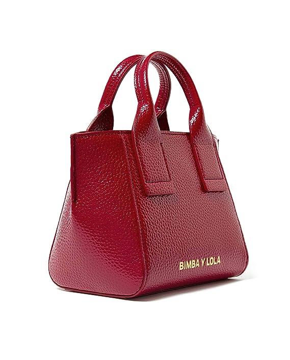 Bimba Lola Bag Small Femme 182bbpu2p Tote Red Y rrxnw5