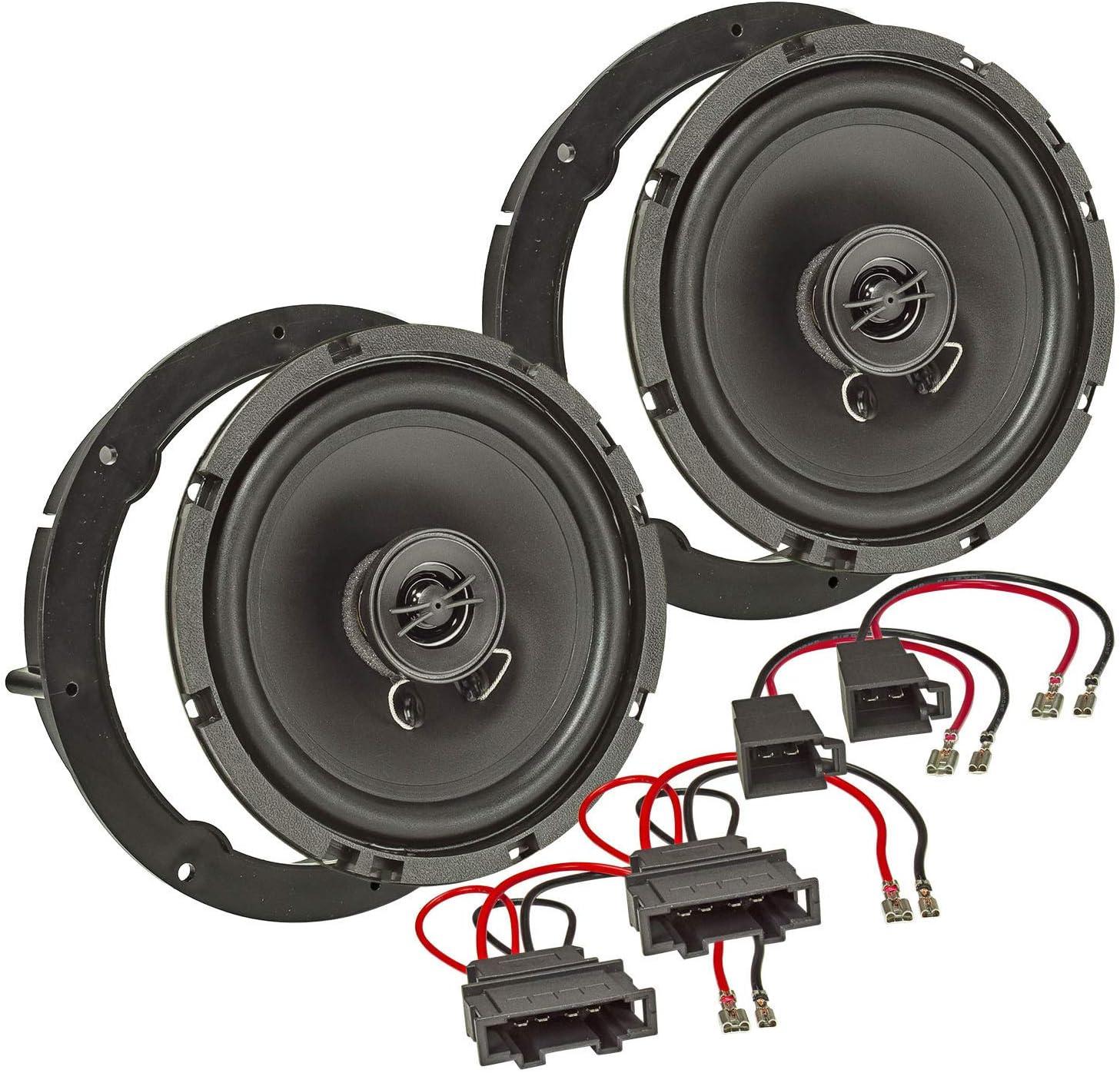 Tomzz Audio 4049 000 Lautsprecher Einbau Set Passend Elektronik