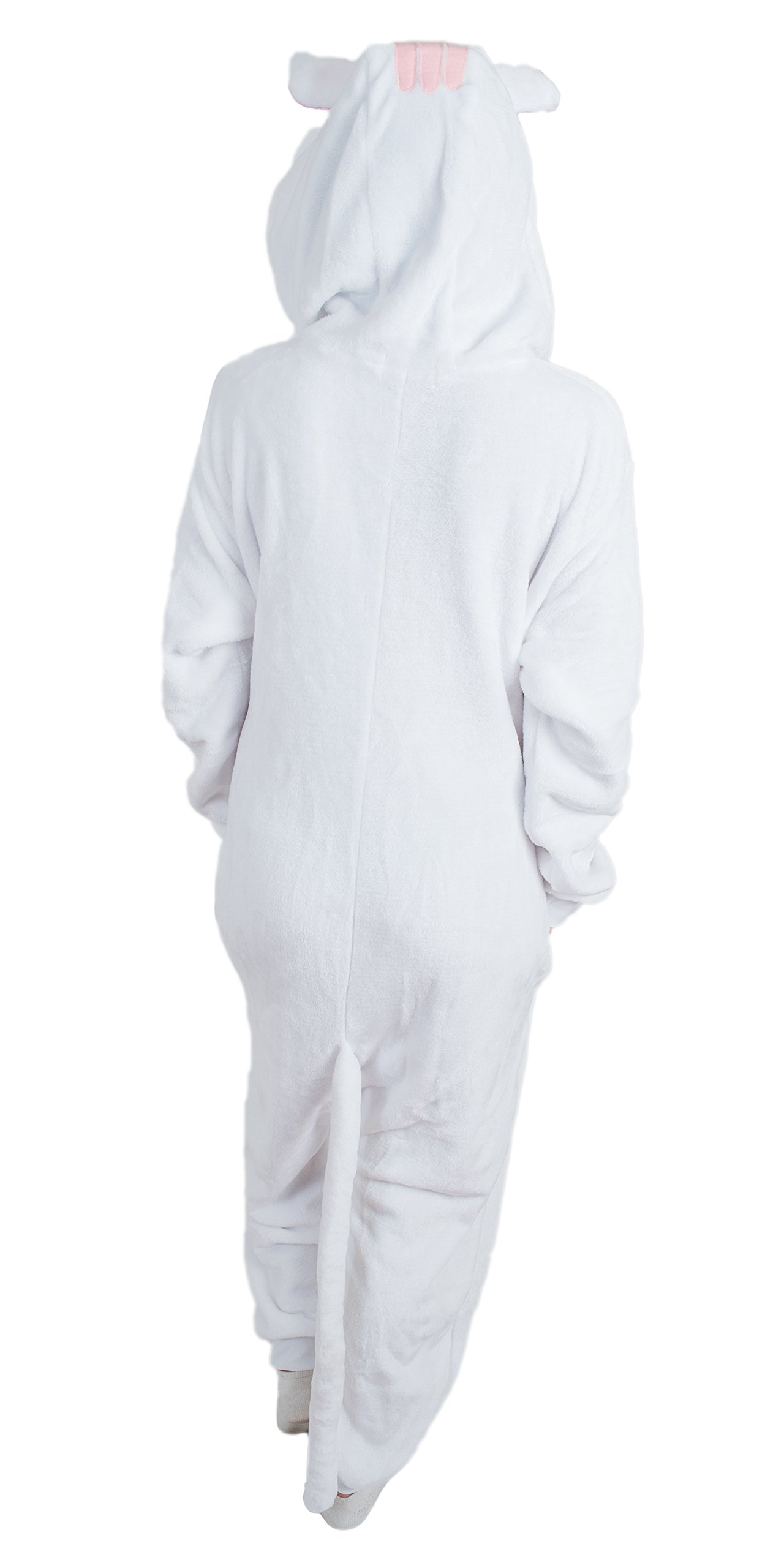 Bad Bear Brand Adult Onesie Cat Animal Pajamas Comfortable Costume With Zipper and Pockets (Small) by Bad Bear Brand (Image #4)