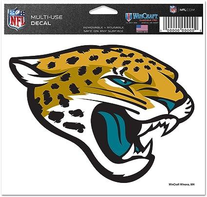 JacksonVille Jaguars Vinyl Decal Sticker 5 sizes!!