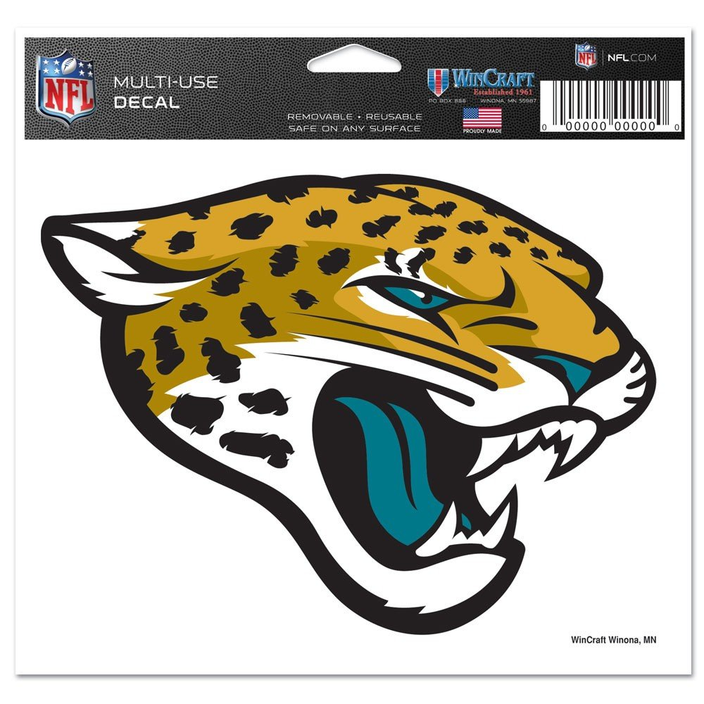 Wincraft NFL Multi-Use Colored Decal