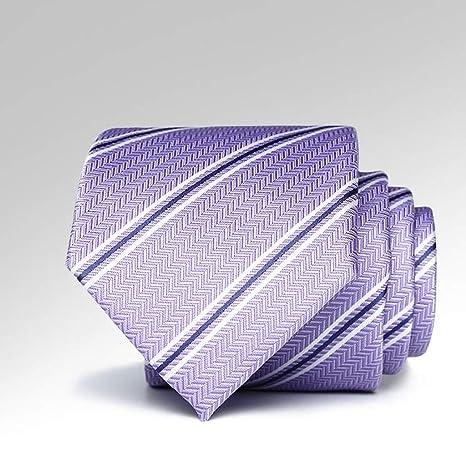 LFOZ Corbata/Traje de Negocios / 7 cm/Trabajo Hombres Corbata ...