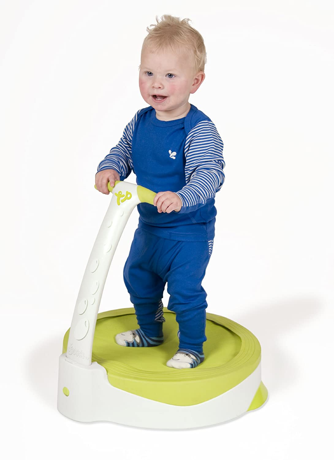 TP Toys Baby Bubble Bouncer Toddler Trampoline with Handle TP951