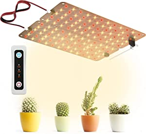 ACKE Cabinet Grow Lights,Mini Greenhouse Grow Light,Timing Plant Lights for Indoor Plants,Plant Grow Light for seedlings,Veg and Flowering