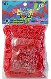 Rainbow Loom® Gummibänder Rot
