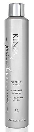 Kenra Platinum Working Spray 14, 80 VOC, 10-Ounce