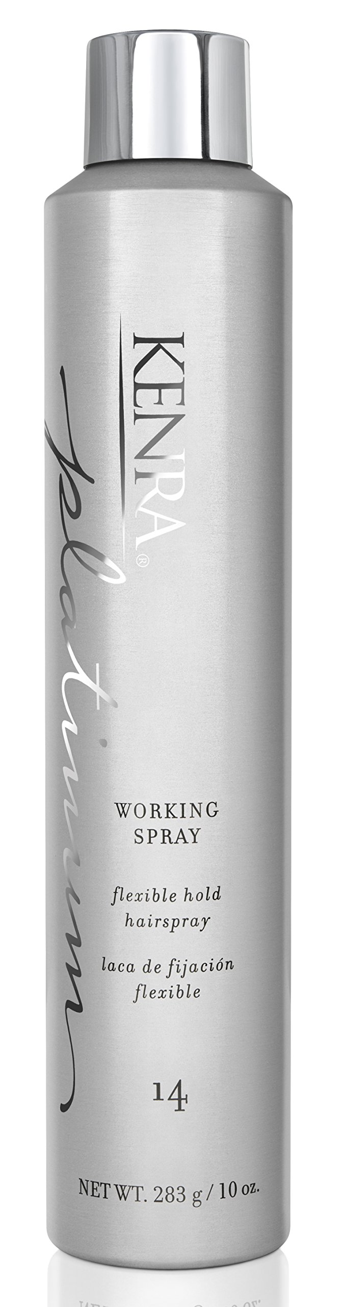 Kenra Platinum Working Spray #14, 80% VOC, 10-Ounce