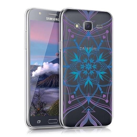 35 opinioni per kwmobile Cover per Samsung Galaxy J5 (2015)- Custodia in silicone TPU- Back case