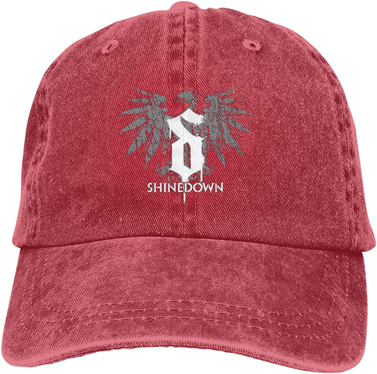 Shinedown-Somewhere-in-The-Stratosphere Sports Cap for Mens and Womens