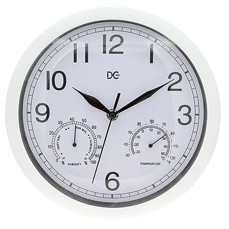cbb76eec906 orologio da parete con termometro e igrometro