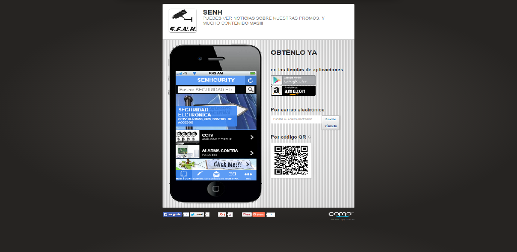 Amazon.com: SENHCURITY: Appstore for Android