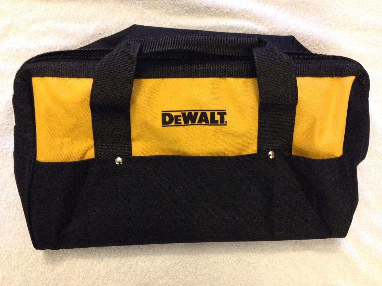 De-Walt Heavy Duty Ballistic Nylon Contractor Tool Bag 19-Inch