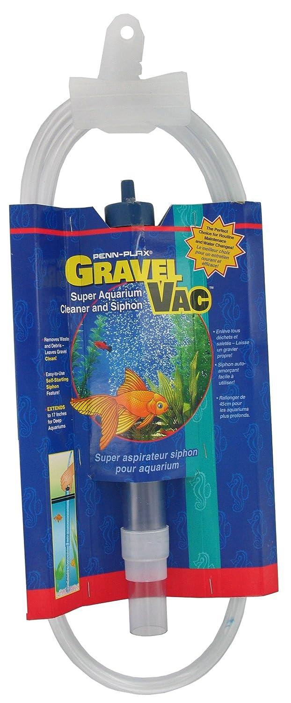 Jbj aquarium fish tank siphon gravel vacuum cleaner - Jbj Aquarium Fish Tank Siphon Gravel Vacuum Cleaner