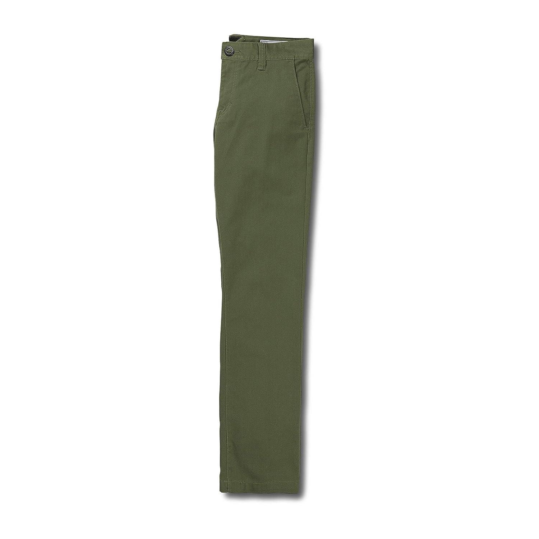 Volcom Big Boys Frickin Modern Stretch Pant Squadron Green 29