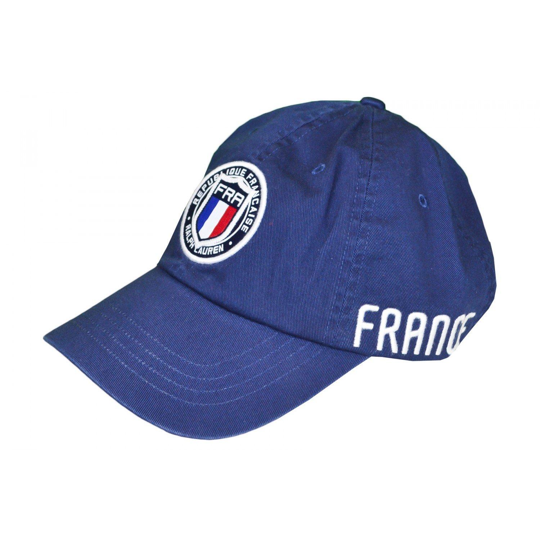 Ralph Lauren France Azul Marino Gorra para Hombre Azul Azul ...