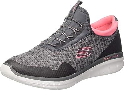 Skechers Synergy 2.0-Mirror Image, Zapatillas sin Cordones para ...