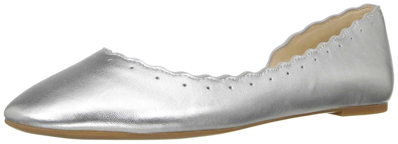 Nine West Women's Mai Metallic Ballet Flat