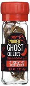 Trader Joe's Smoked Ghost Chilies with Grinder, 0.7 oz