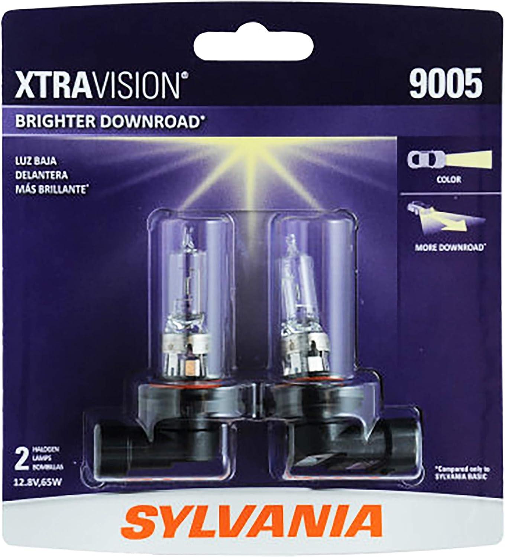 SYLVANIA XtraVision High-Performance Halogen Headlight