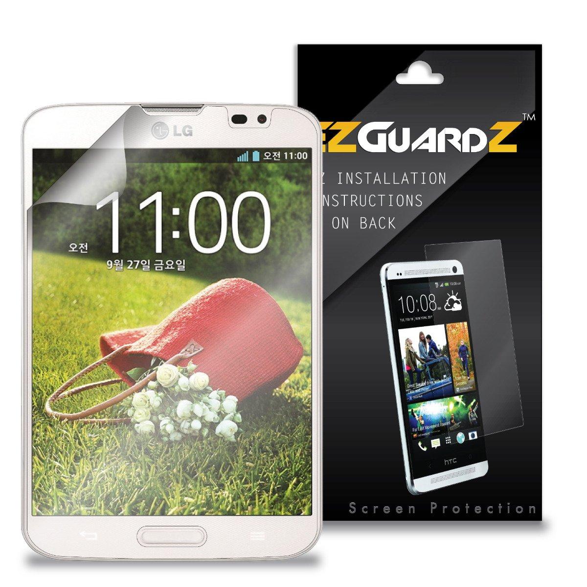 (5-Pack) EZGuardZ Screen Protector for LG Optimus Vu 3 (Ultra Clear)