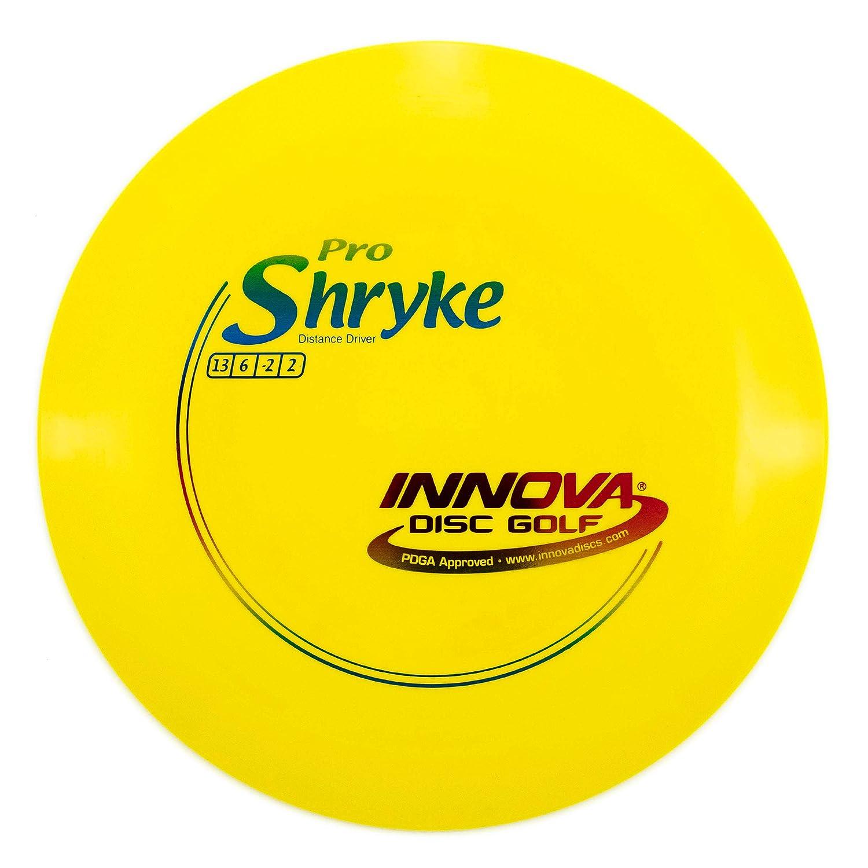 Innova Pro Shryke ディスタンスドライバー ゴルフディスク [色は異なる場合があります] B07J4XD8KM 140-150g