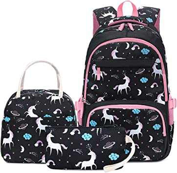 Amazon Com School Backpacks Girls Bookbag Cute Lightweight Kids