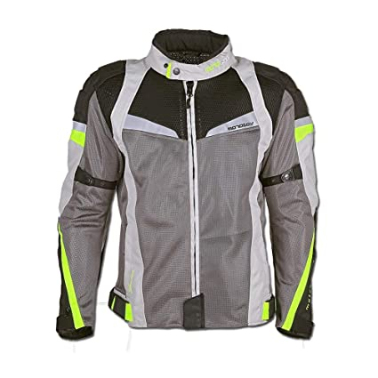 f4fd36737 Amazon.com: Summer Motorcycle Riding Jacket,CE Armored Breathable ...
