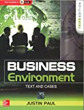 Business Environment: Text and Cases