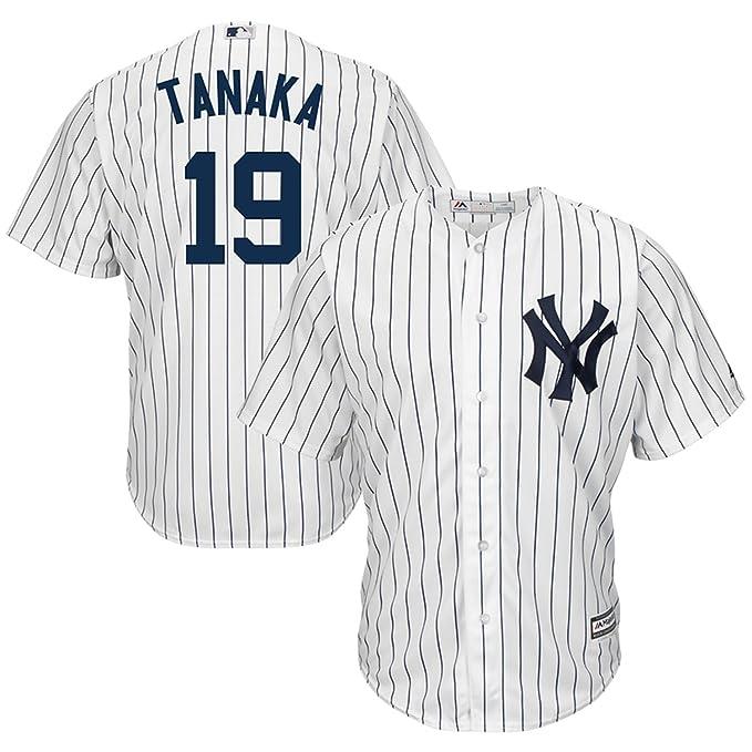 new style 47a7f 99461 Amazon.com: Masahiro Tanaka New York Yankees White Infants ...