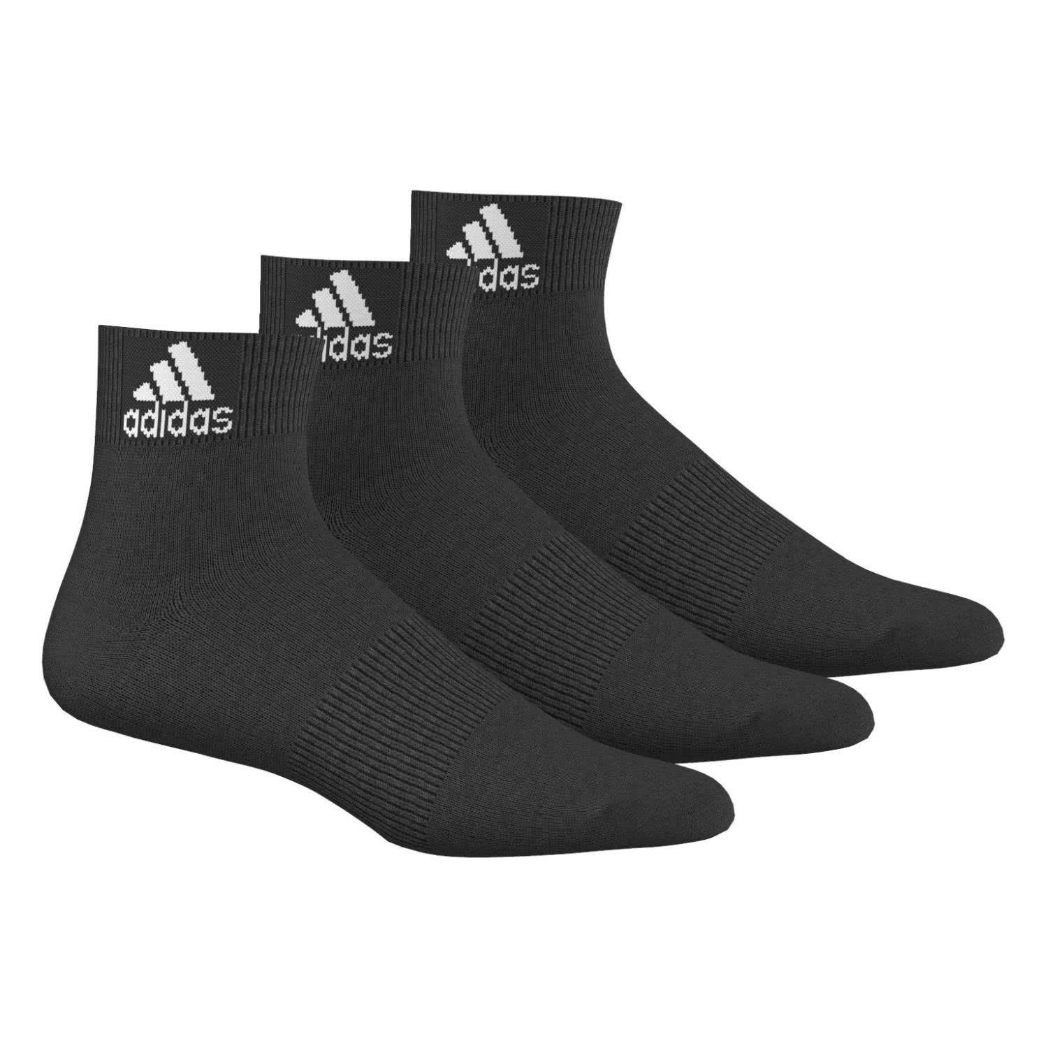 adidas Performance Ankle Thin 3P, Calzini Unisex adulto AA2321308