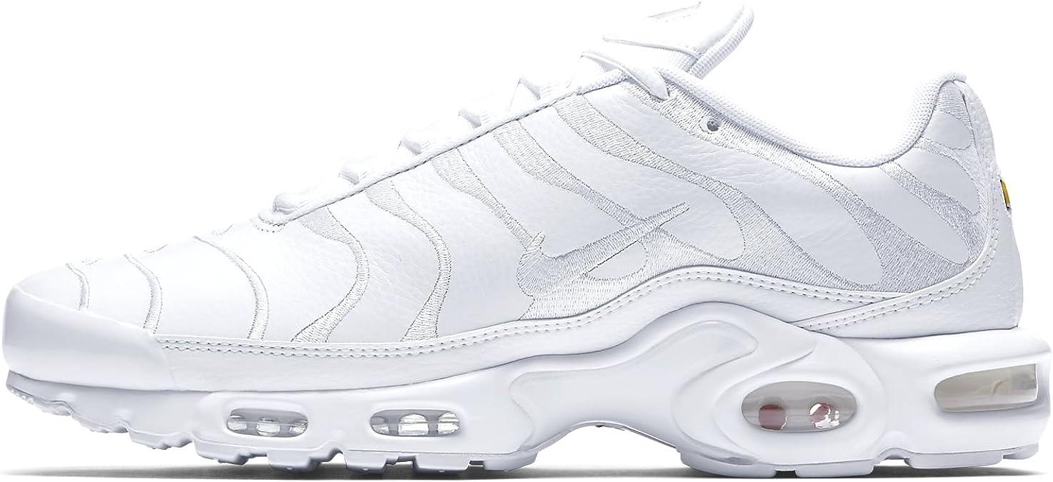 NIKE Air MAX Plus, Zapatillas de Gimnasia Hombre: NIKE: Amazon.es: Zapatos y complementos