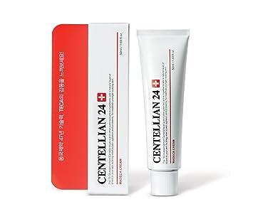 DONGKOOK CENTELLIAN24 Super rich moisturizing Madeca facial cream 1.69 fl.oz from KOREA [ IPKN ] X Estherlovesyou Edition Rose Water Soothing Gel 300ml