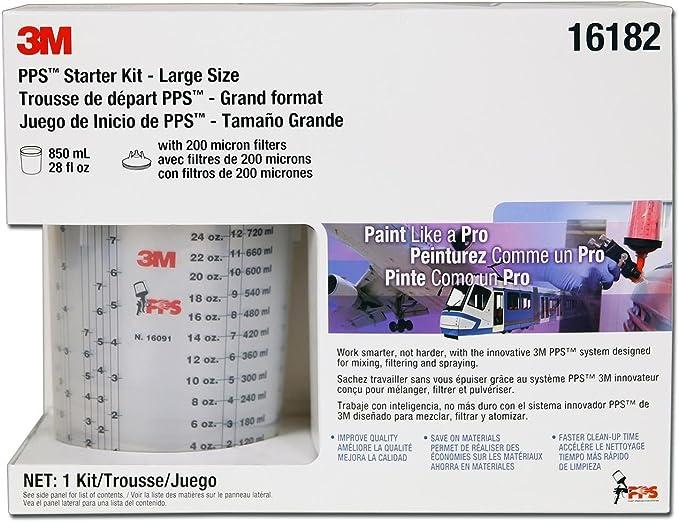 Amazon.com: Equipo PPS 3M con 200 filtros de micrones ...