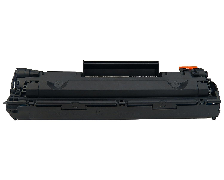 Compatible HP 78A 278A CE278A Cartucho Toner Compatible para Laserjet Professional M-1536-DNF MFP Laserjet Professional P-1606-DN toner tinta laser impresora impressora /© 123 Cartucho