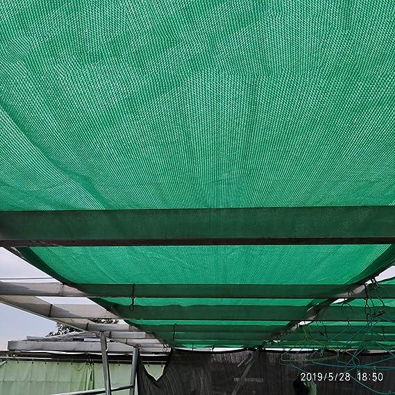 XLCZ Sombra De Vela Rectangular/Vela De Sombra De Sol/Bloque 90% UV/TamañO Completo, Verde, para PéRgola Piscina Toldo Al Aire Libre Grado Comercial: Amazon.es: Hogar