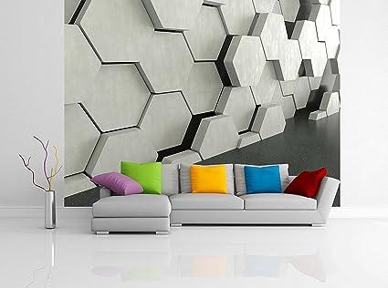 Amazon.com: Extraíble Wallpaper Mural Peel & Stick 3d oscuro ...