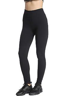 27f01aa53b0bdd iLoveSIA 2PACK Womens Legging Althetic Yoga Workout Pant Full Length High  Waist