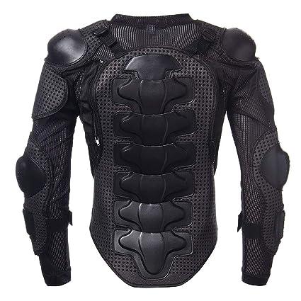 KKmoon Chaqueta de Moto,Chaqueta Protectora Motocross, Ropa ...