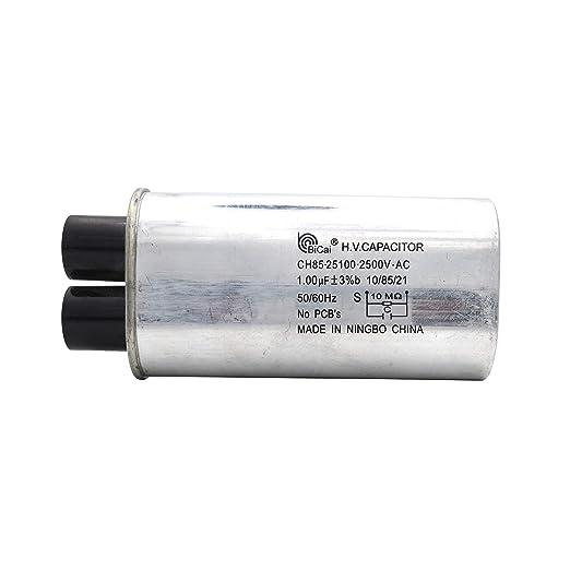 Condensador industrial para microondas CH85.25100.2500VAC 1.00 MFD ...