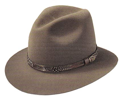 a5f160591df57 Stetson Weekend Fur Felt Color Bronzine at Amazon Men s Clothing store