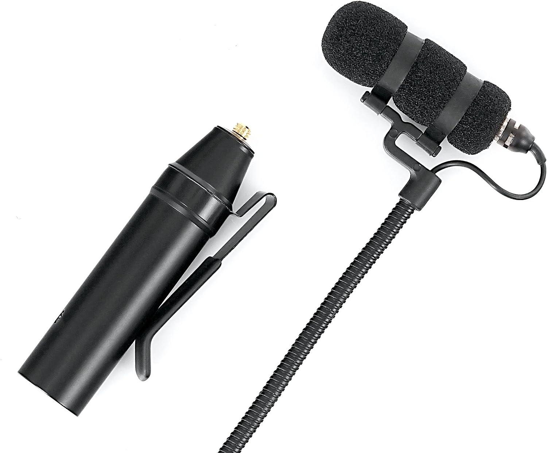 Micrófono para instrumento Pronomic MCM-100